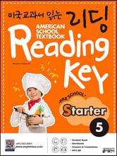 미국교과서 읽는 리딩 Reading Key Preschool Starter 5