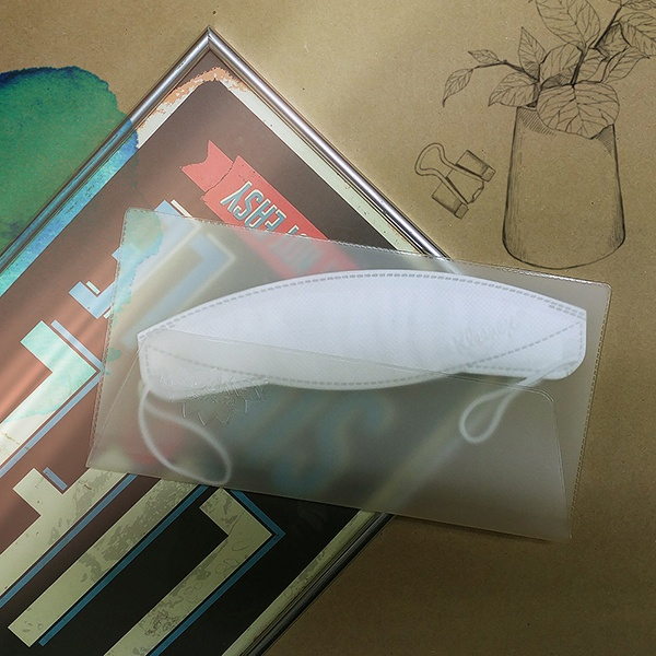 NEW BORN 뉴본 항균 마스크 보관케이스 항균탈취 파우치