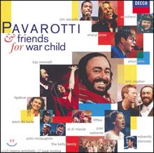 파바로티와 친구들 4집 - 전쟁고아들을 위하여 (Pavarotti & Friends - for War Child)