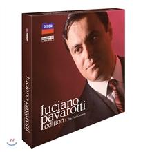 Luciano Pavarotti 파바로티 에디션 1집 (Volume 1: The First Decade) [27CD+EP 한정반]