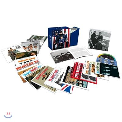 The Beatles - The US Albums (비틀즈 브리티쉬 인베이전 50주년 기념 박스 세트)