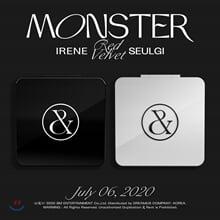 레드벨벳-아이린&슬기 (Red Velvet - IRENE & SEULGI) - 미니앨범 1집 : Monster [버전 2종 중 랜덤발송]