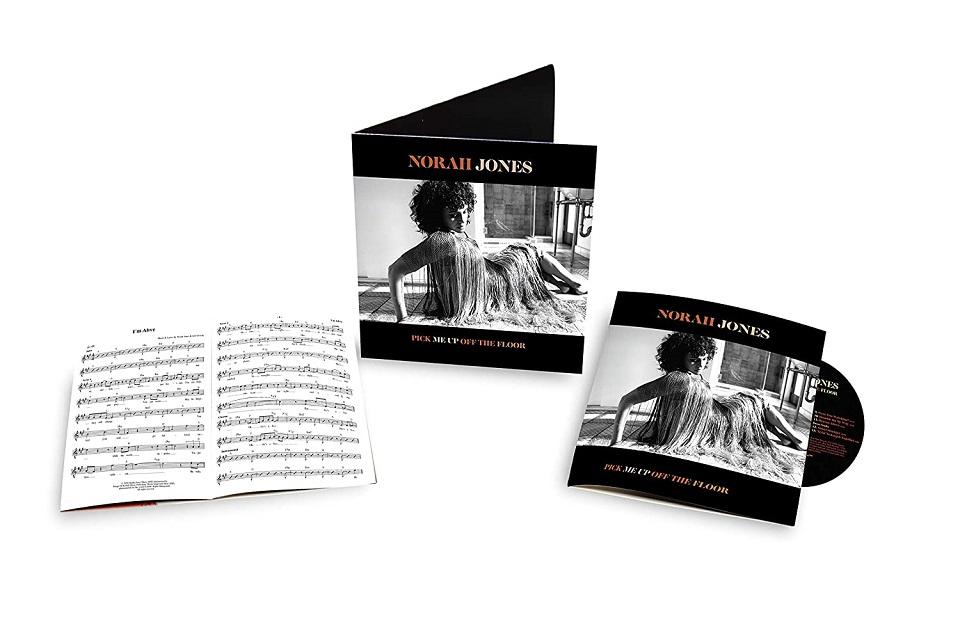Norah Jones (노라 존스) - 7집 Pick Me Up Off The Floor (Deluxe)