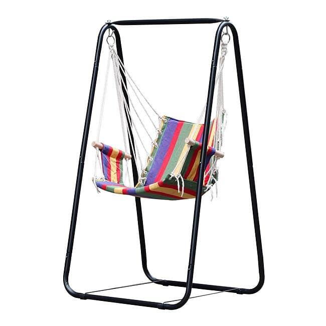 해먹 그네의자 그물침대 야외침대 캠핑용품