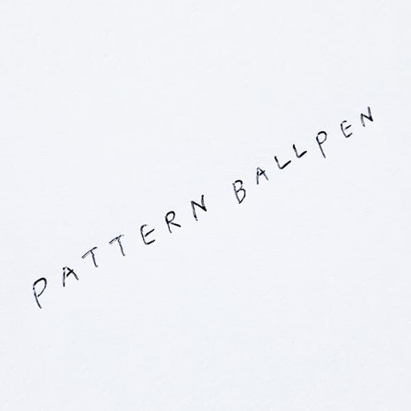PATTERN BALLPEN - GOLD