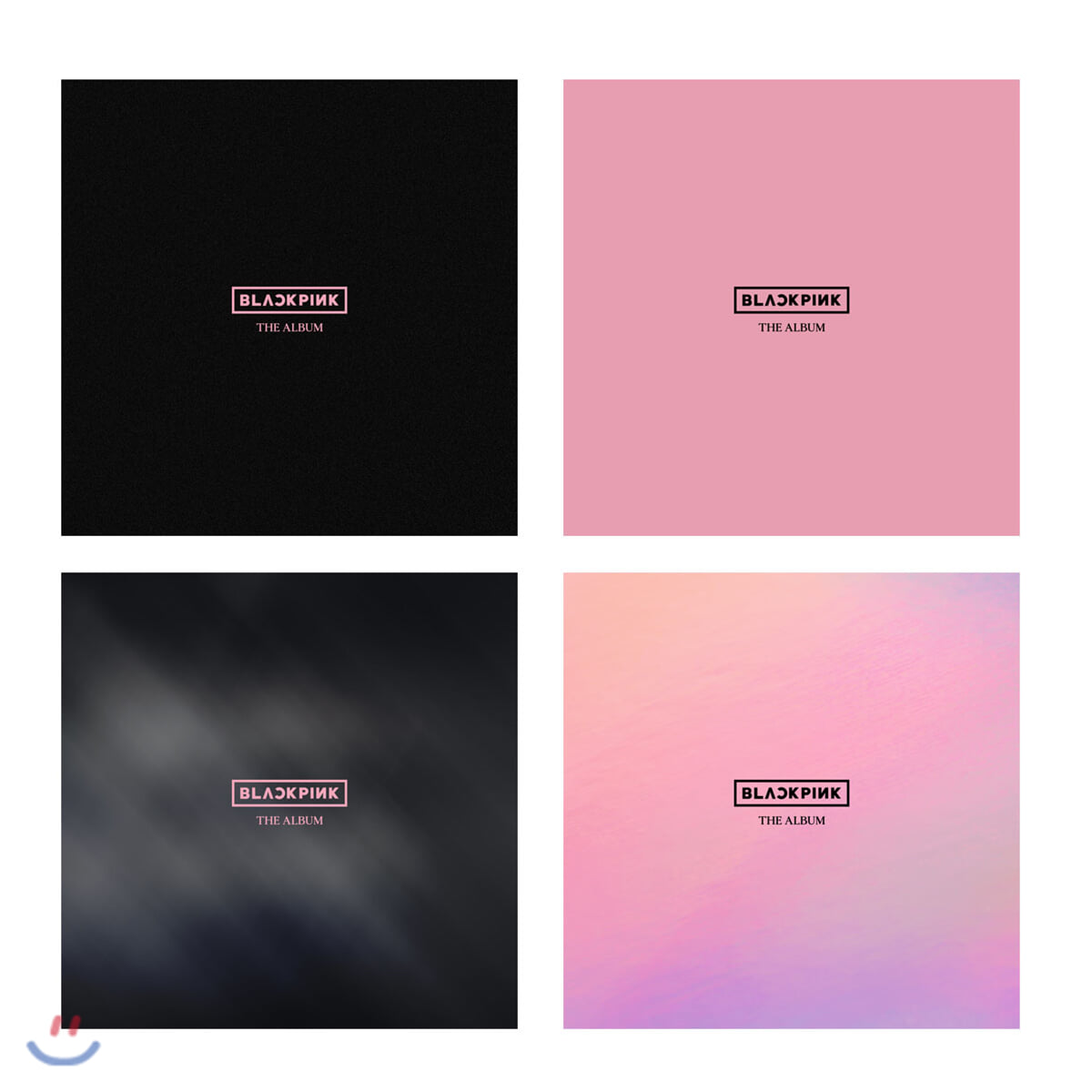 블랙핑크 (BLACKPINK) - BLACKPINK 1st FULL ALBUM [THE ALBUM] [SET]