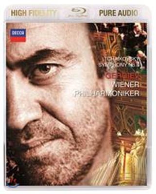 """Valery Gergiev 차이코프스키: 교향곡 6번 `비창` (Tchaikovsky: Symphony No.6 """"Pathetique"""") 발레리 게르기에프"""