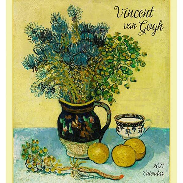 2021년 미니캘린더 고흐 Vincent van Gogh