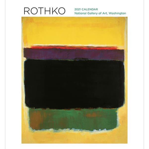 2021년 캘린더 로스코 Rothko