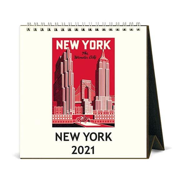 2021년 데스크캘린더 New York