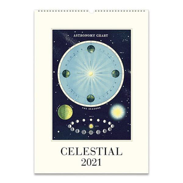 2021년 카발리니캘린더 Celestial