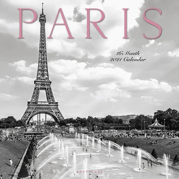 2021년 캘린더 파리