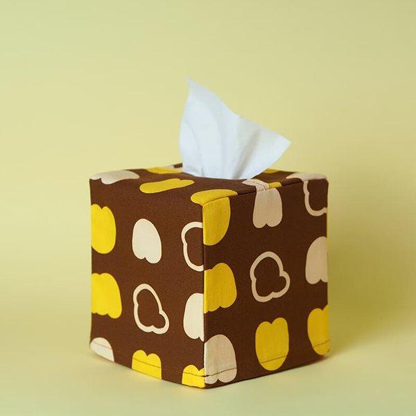 데메테르앤드 [mini tissue box cover] autumn