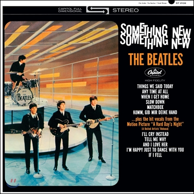 The Beatles - Something New (The U.S. Album)