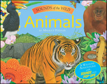 [스크래치 특가]Sounds of the Wild : Animals