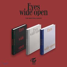 트와이스 (TWICE) 2집 - Eyes wide open [Story, Style, Retro 버전 중 1종 랜덤 발송]