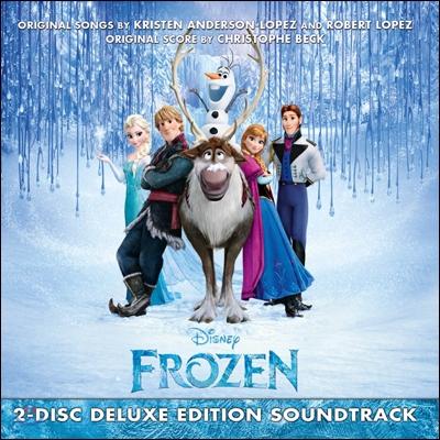 겨울왕국 영화음악 (Frozen OST) [Deluxe Edition]