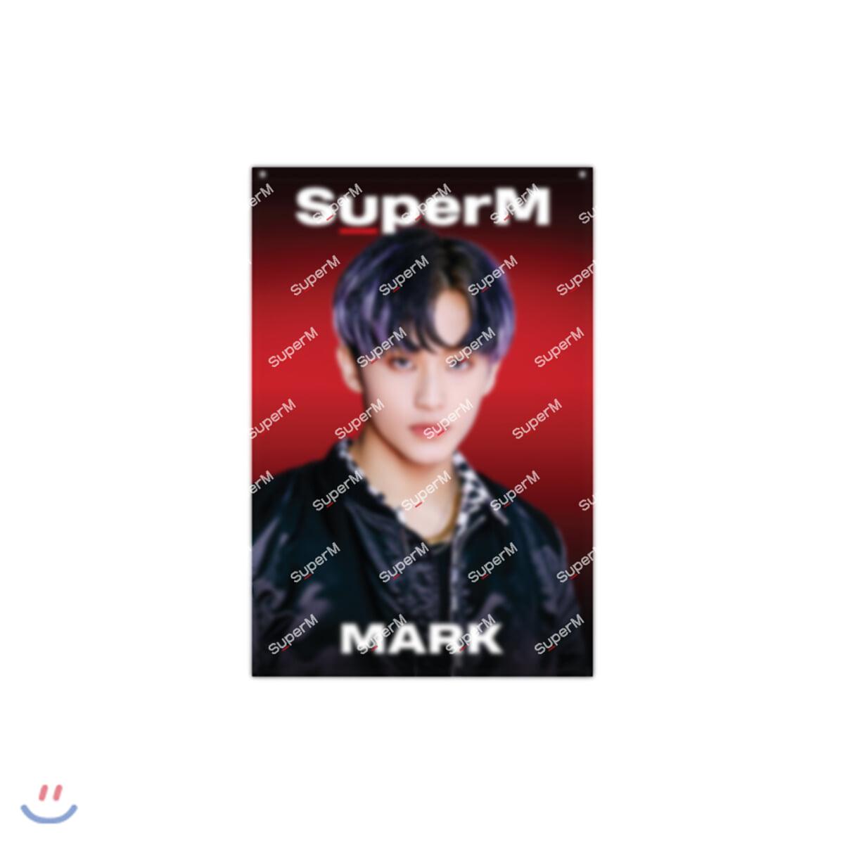 [MARK] SuperM SuperOne AR패브릭포스터
