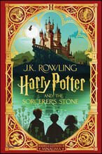 Harry Potter and the Sorcerer's Stone: Minalima Edition (미국판)