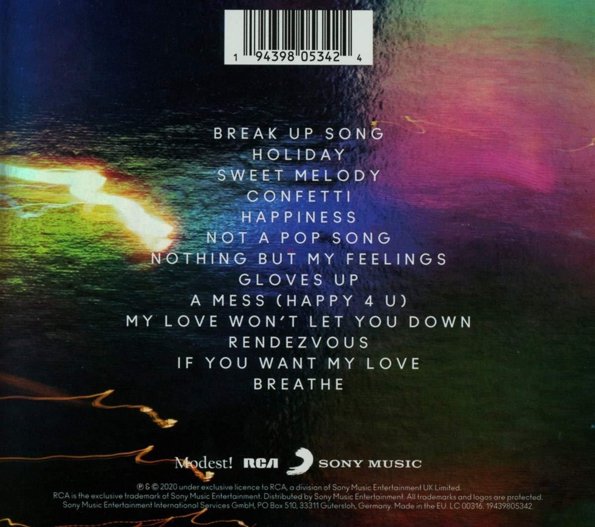 Little Mix (리틀 믹스) - Confetti