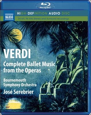 베르디 : 오페라 속의 발레장면들