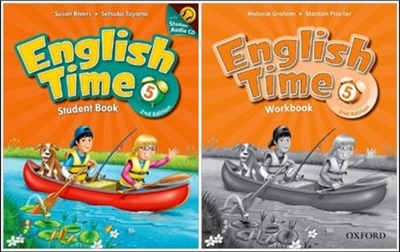 English Time 5 SET : Student Book with CD + Workbook