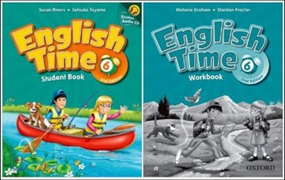 English Time 6 SET : Student Book with CD + Workbook