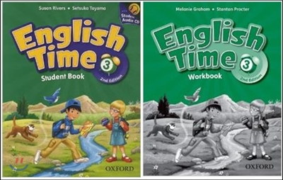 English Time 3 SET : Student Book with CD + Workbook
