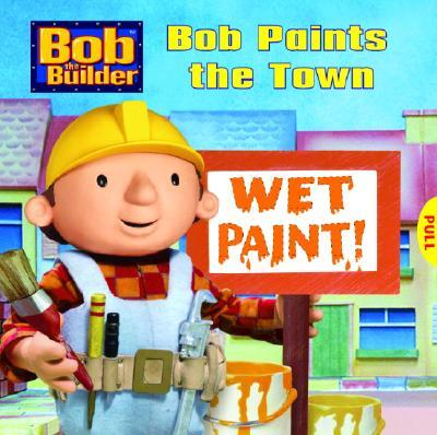 Bob Paints the Town