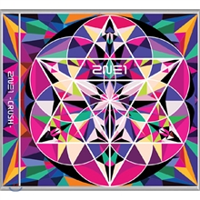 2NE1 (투애니원) - New Album : Crush