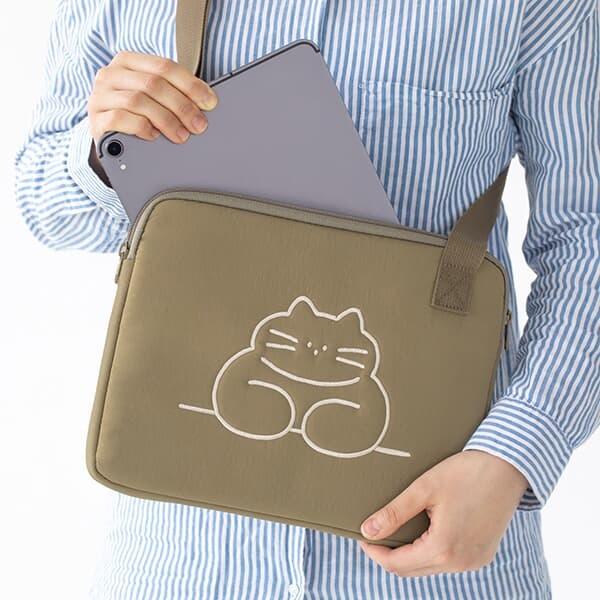 라이브워크 버클 태블릿 PC 백 (11 inch)