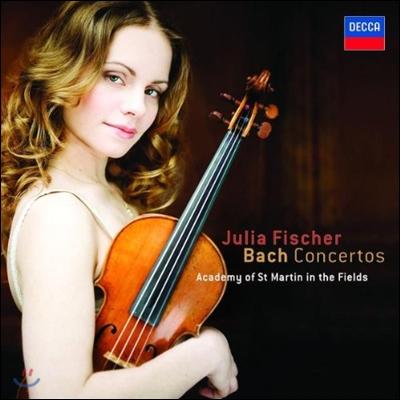 Julia Fischer 바흐: 바이올린 협주곡 - 율리아 피셔 (Bach: Violin Concerto BWV 1041 1042 1043 1060)