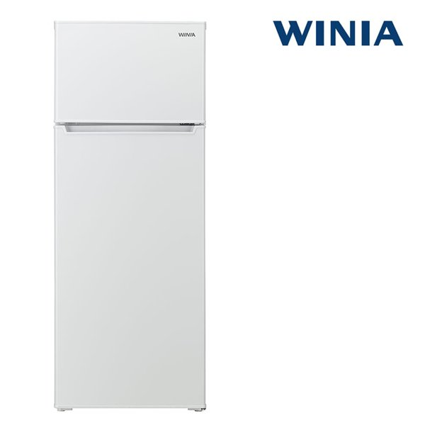 인증 위니아 중형냉장고 ERT212BW 208L 화이트
