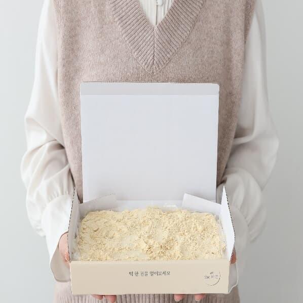 더바른 콩가루쑥인절미 떡 1kg