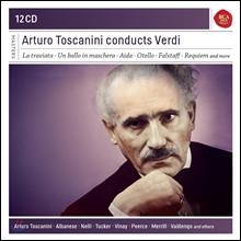 아르투르 토스카니니가 지휘하는 베르디 (Arturo Toscanini Conducts Verdi)