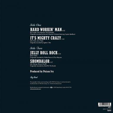 The Cramps (크램프스) - Blues Fix (EP) [10인치 Vinyl]