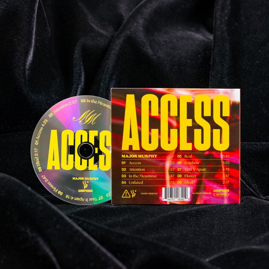 Major Murphy (메이저 머피) - 2집 Access