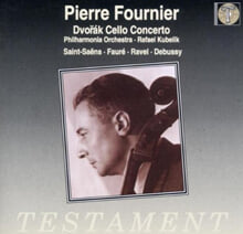 Pierre Fournier 드보르작 / 생상스: 첼로 협주곡 (Dvorak: Cello Concerto Op.104 / Saint-Saens: Cello Concerto Op.33)
