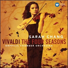 Sarah Chang 비발디: 사계 (Vivaldi: The Four Seasons) 사라 장 (장영주)