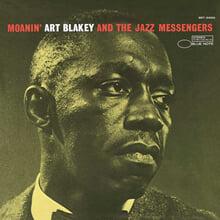 Art Blakey / The Jazz Messengers (아트 블레이키 앤 더 재즈 메신저스) - Moanin' [LP]