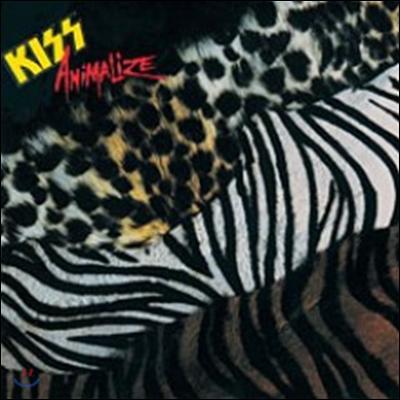 Kiss - Animalize (Back To Black Series)