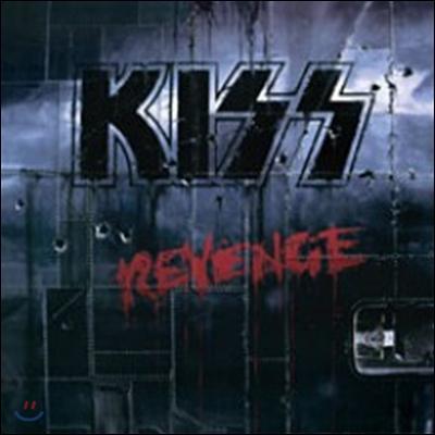 Kiss - Revenge (Back To Black Series)