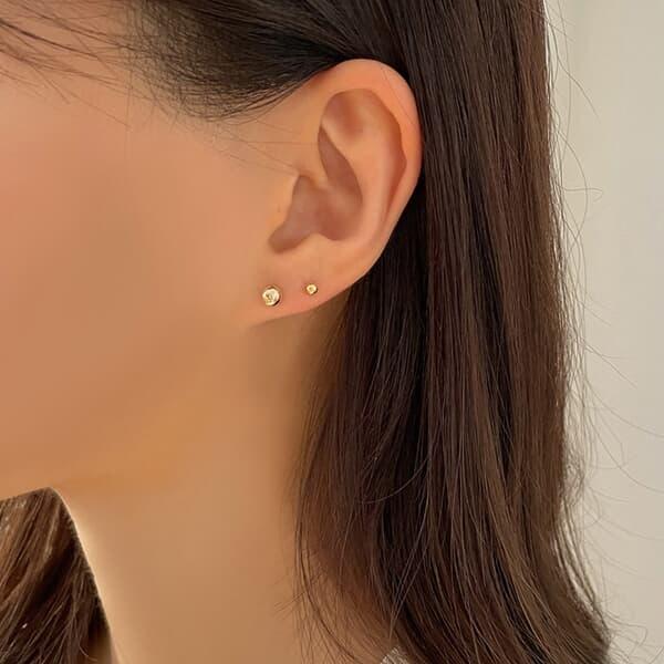 14K 한달/일주일 이어링 귀걸이 기프트 박스