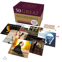 50 그레이트 레코딩스 (50 Great Recordings)