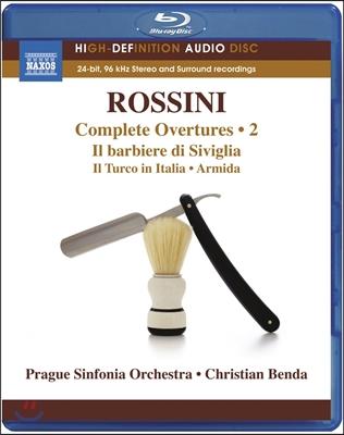 Christian Benda 로시니: 서곡 2집 (Rossini: Complete Overtures, Vol. 2)