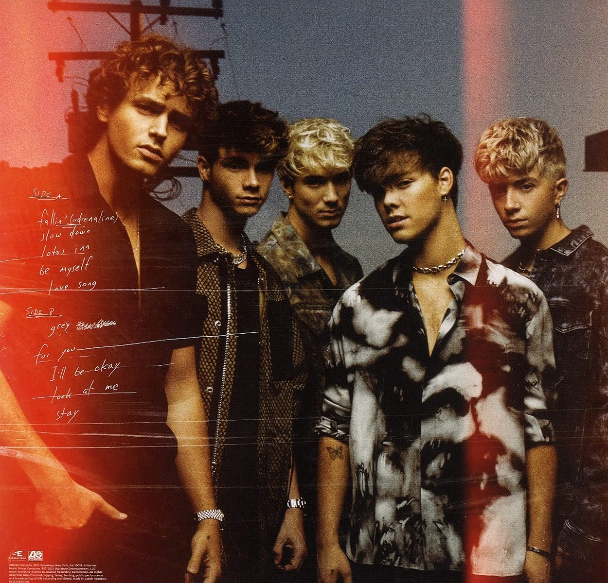 Why Don't We (와이 돈 위) - 2집 The Good Times and The Bad Ones [LP]