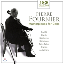 Pierre Fournier 첼로의 거장, 피에르 푸르니에 (Masterpieces For Cello)