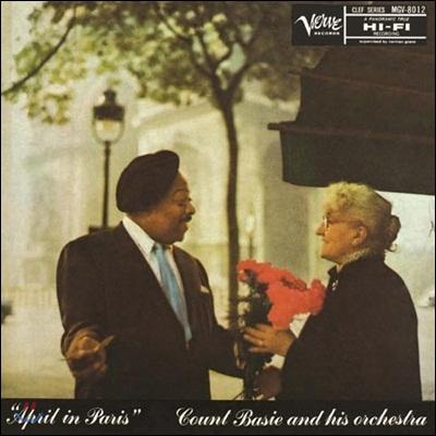 Count Basie - April In Paris [LP]
