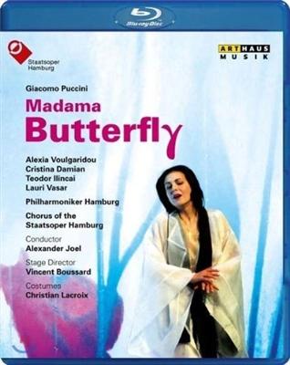 Alexia Voulgaridou 푸치니: 나비부인 - 알렉시아 불가리도우 (Puccini: Madama Butterfly )
