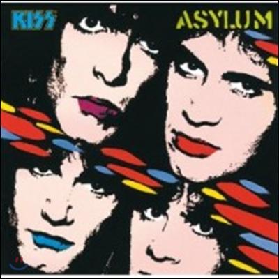 Kiss - Asylum (Back To Black Series)